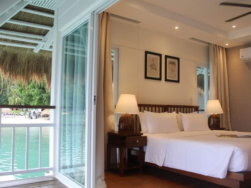 habitación El Nido Resorts Apulit Island