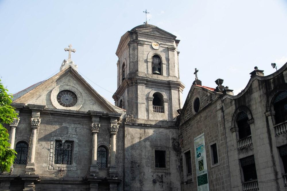iglesia de san agustín historia de filipinas