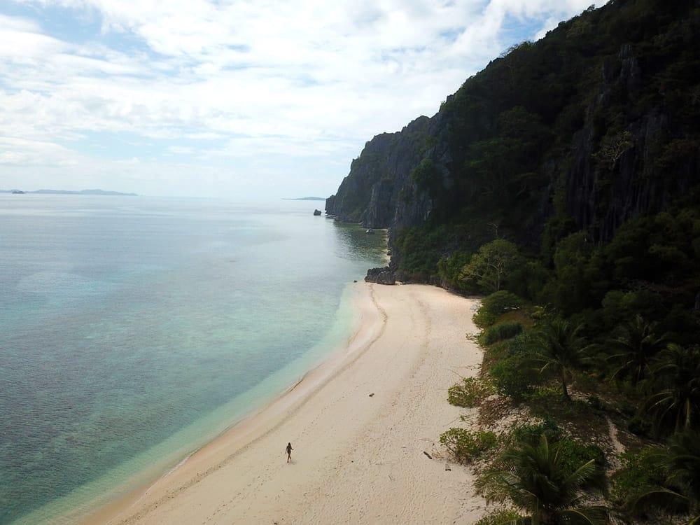 isla paradisíaca de Filipinas