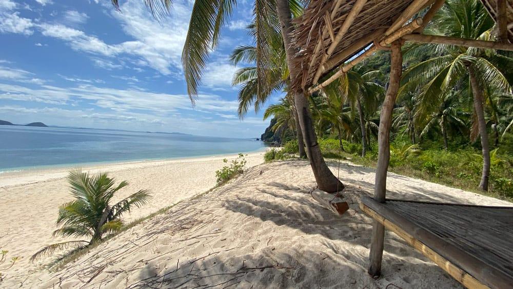 playa de Black Island