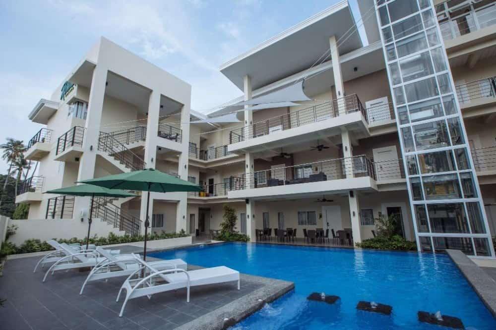 hotel con piscina en dumaguete