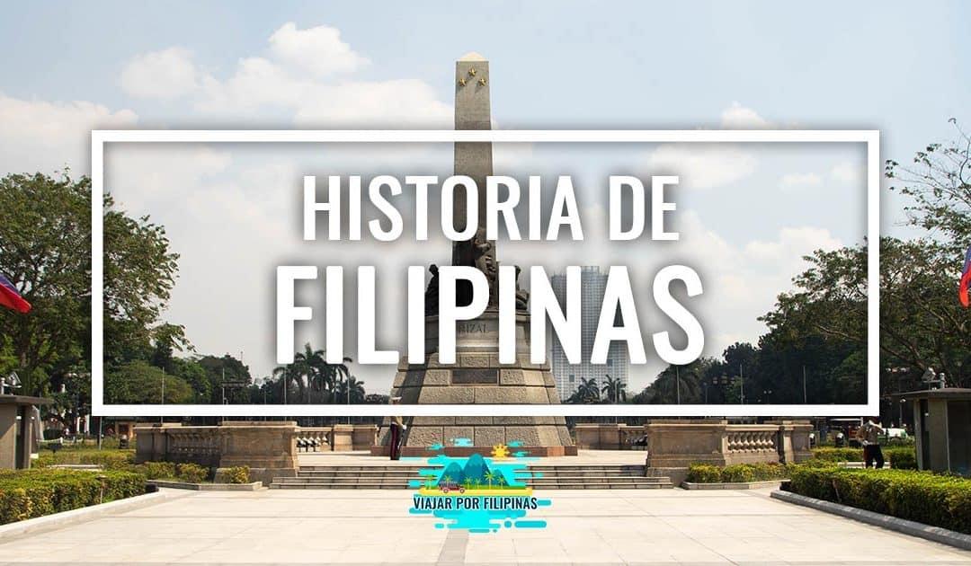 Historia de Filipinas: Breve resumen