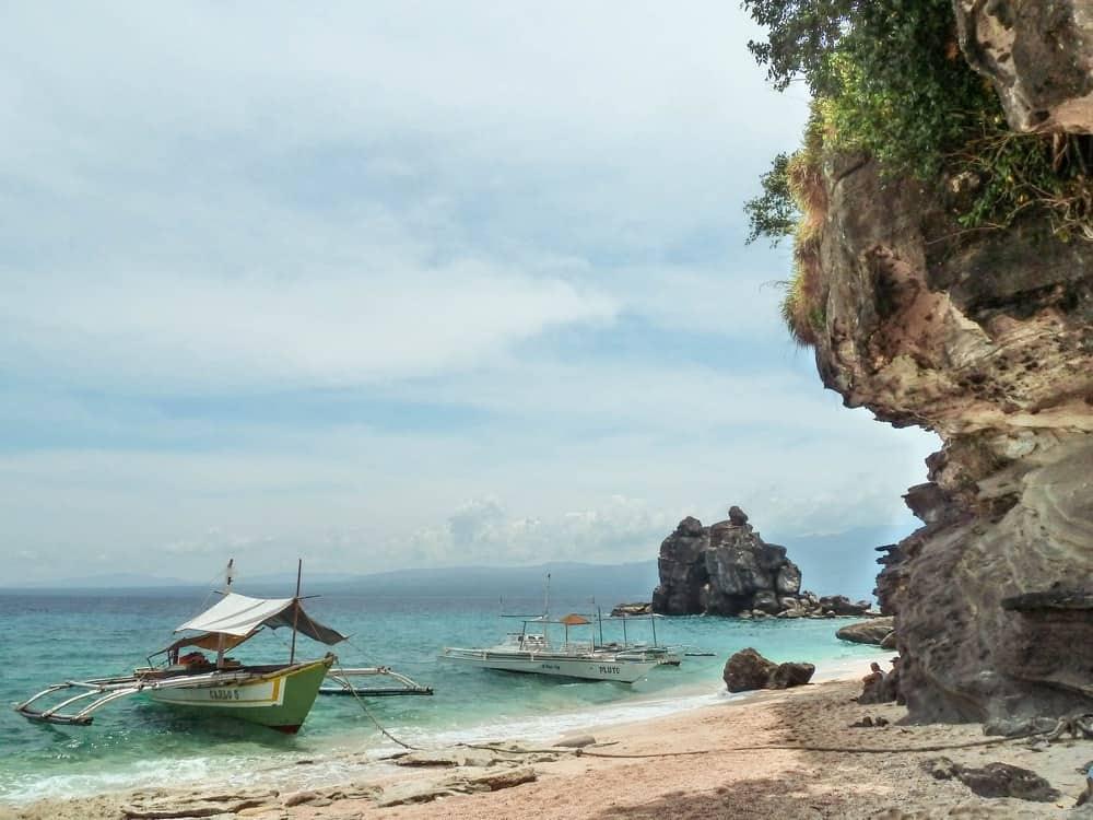 visitar Apo island desde Dumaguete