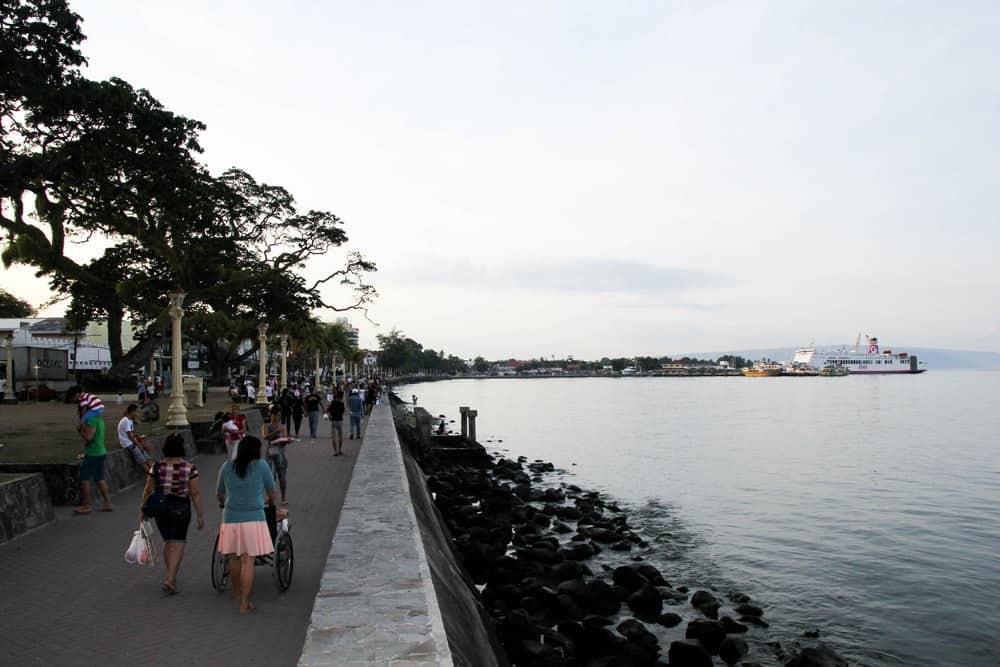 Rizal Boulevard, un lugar que ver en Dumaguete