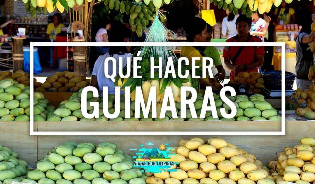 Guía de qué hacer en Guimaras