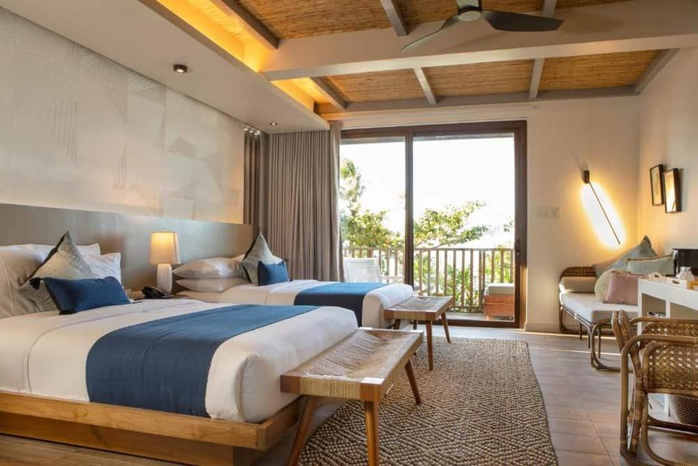 Maremegmeg Beach Club habitación