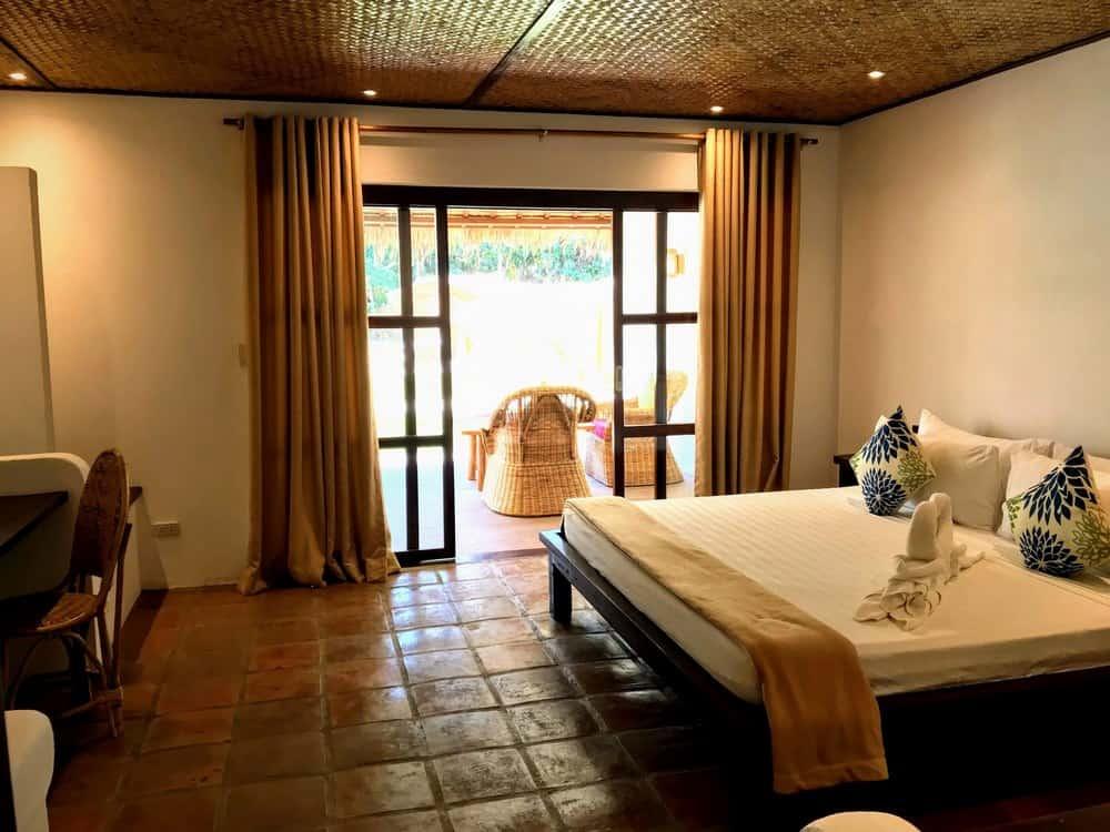 habitación El Nido Moringa Resort