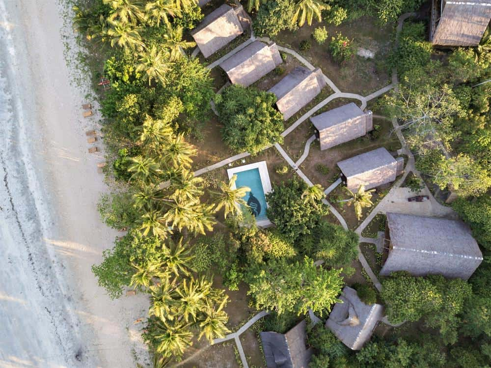 dron resort qi palawan