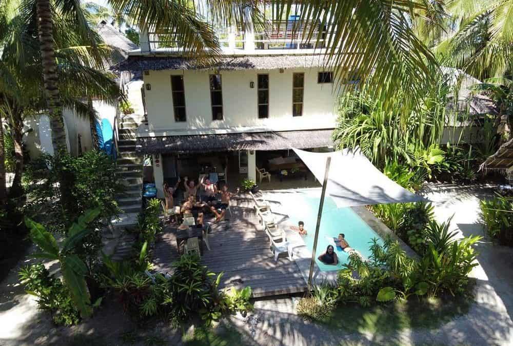 Los mejores hostels en Siargao: 8 alternativas para mochileros
