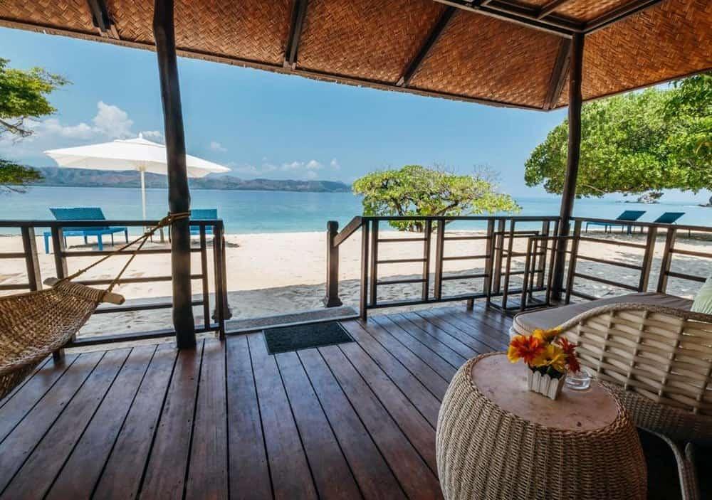 terraza club paradise hotel luna de miel filipinas