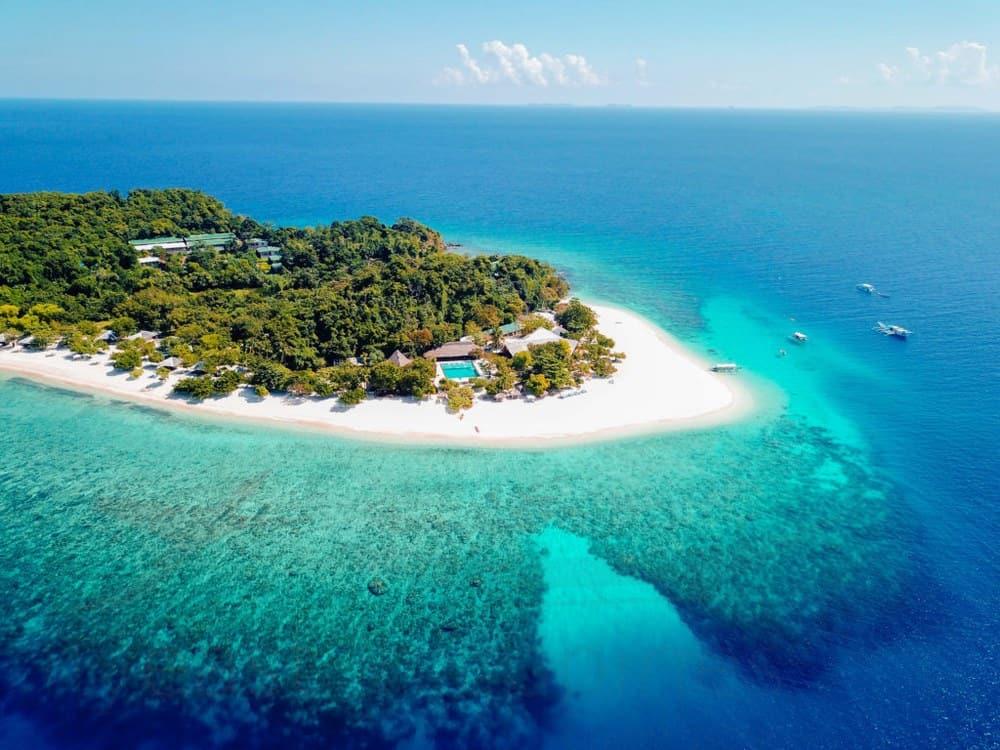 club paradise palawan dron