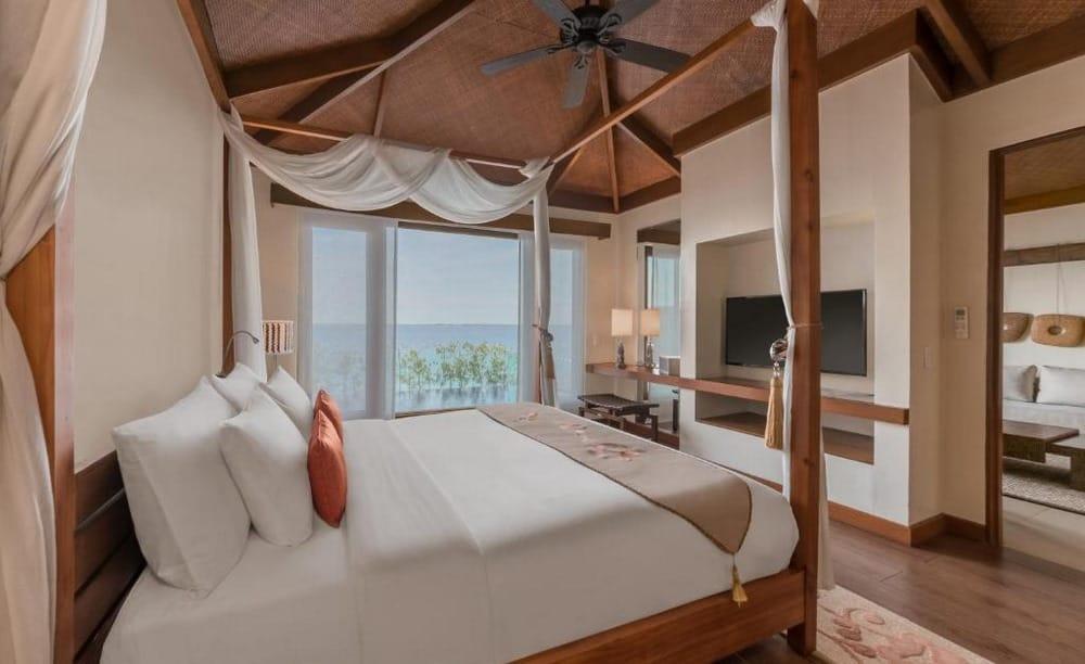 habitación crimson resort & spa
