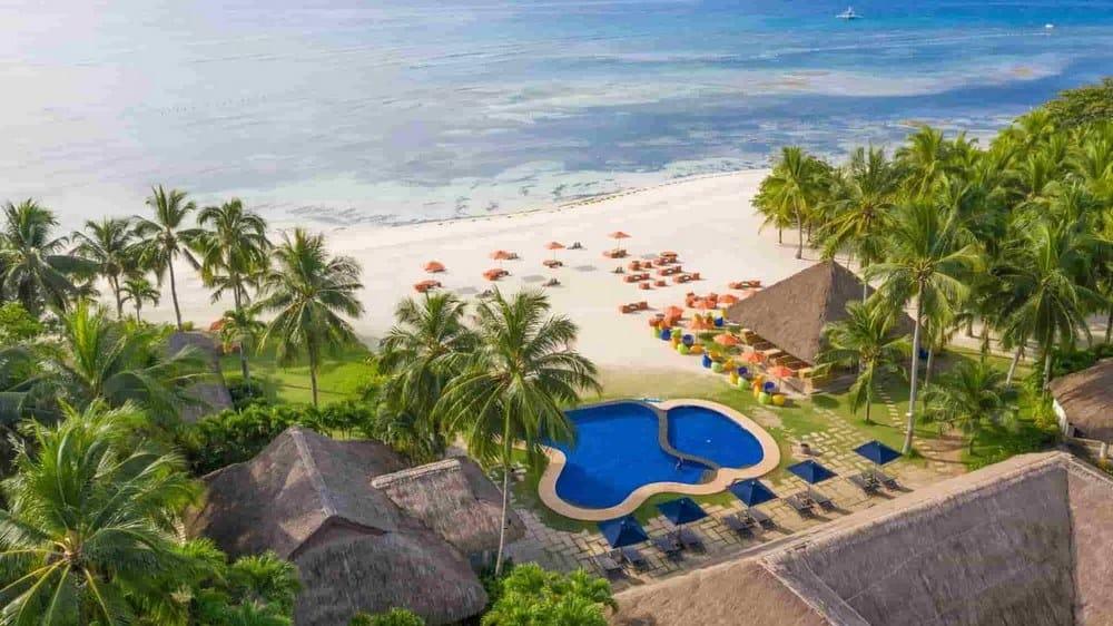 south palms resort dron