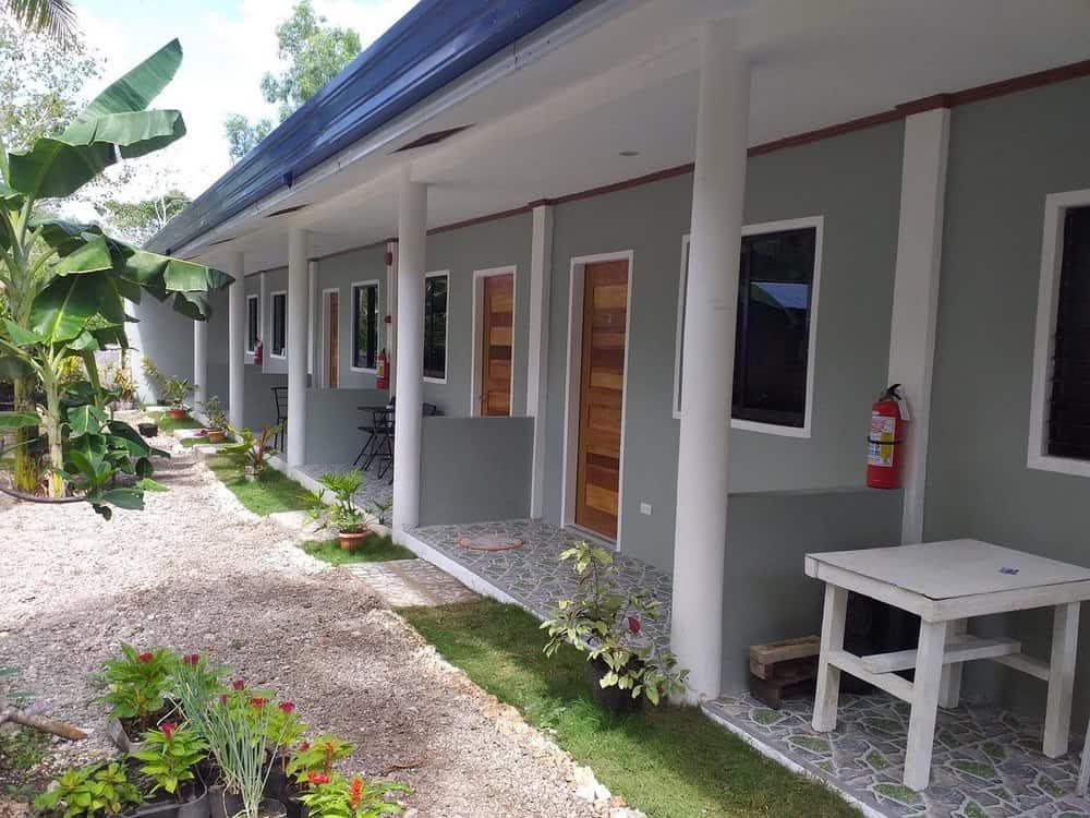 habitaciones Greespace Panglao