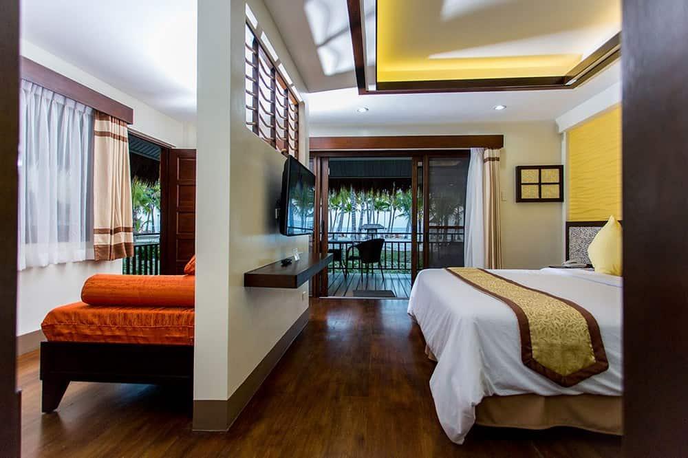 habitación en Bohol Beach Club