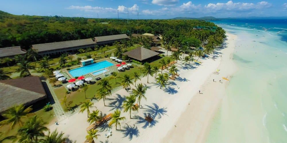 Bohol Beach Club en Dumaluan Beach
