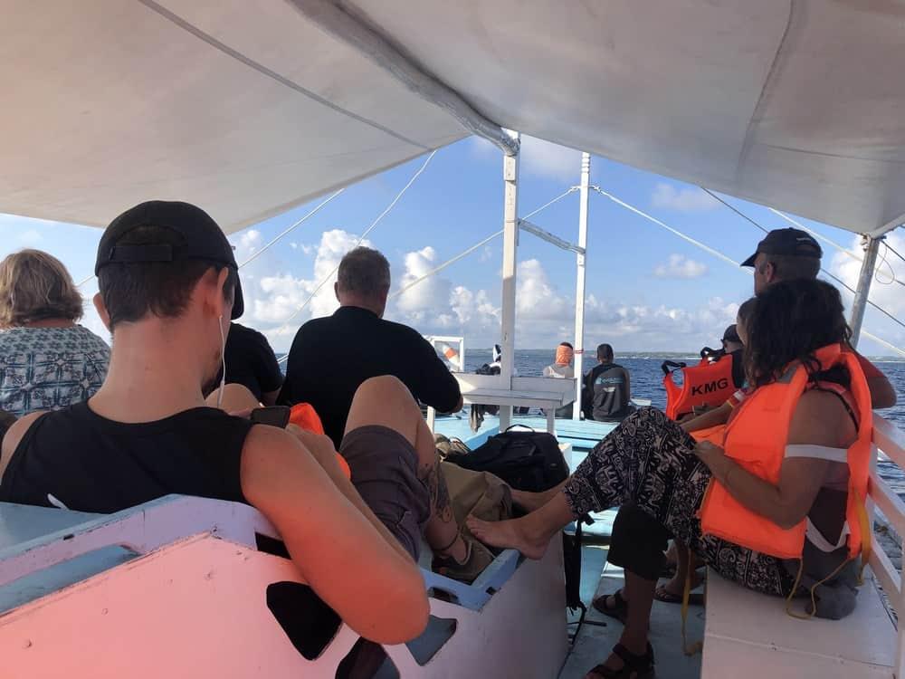 cómo ir de Siquijor a Malapascua barco desde Maya