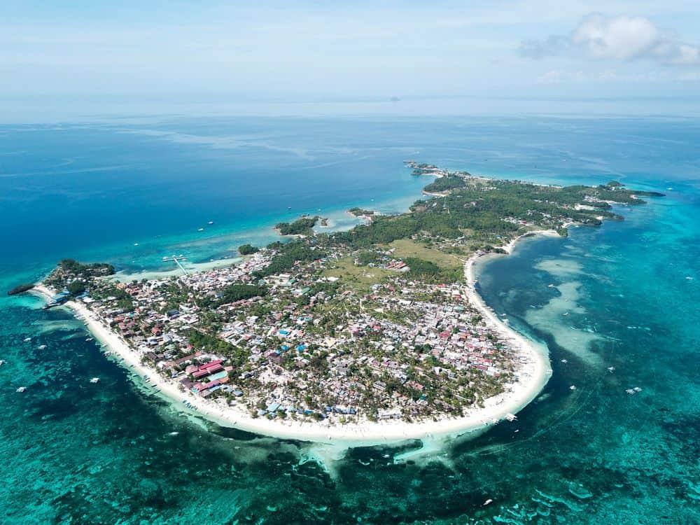 Malapascua, un destino del itinerario de viaje a Filipinas de 18 días