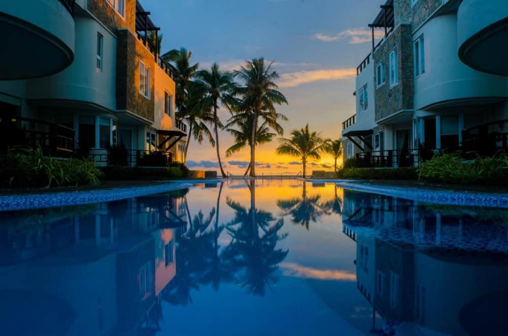 7Stones Resort sunset